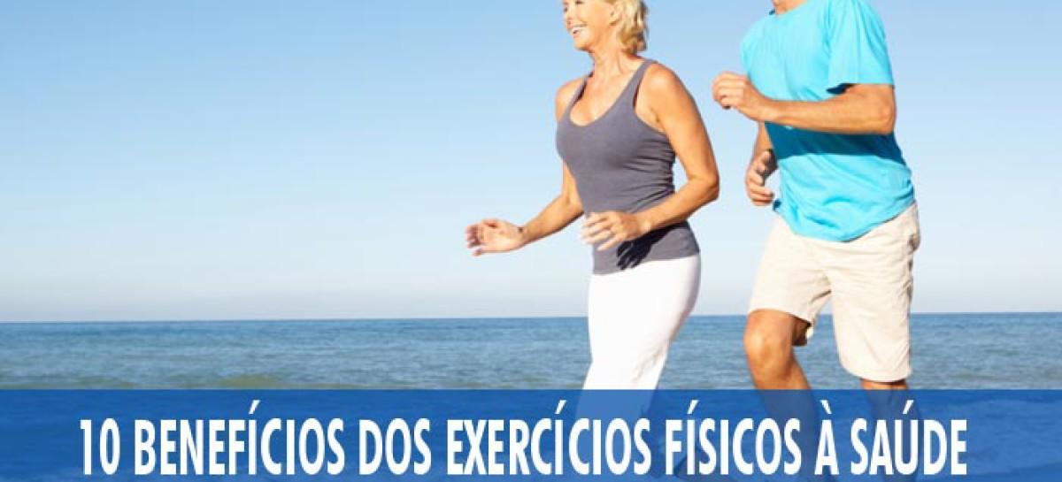 10 Benefícios dos Exercícios Físicos à Saúde