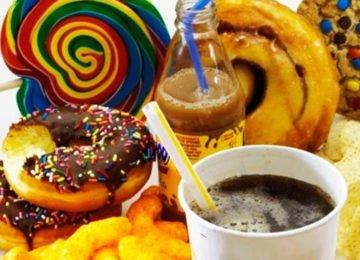Alimentos que Aumentam a Celulite