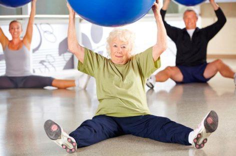 Os Benefícios do Pilates para idosos