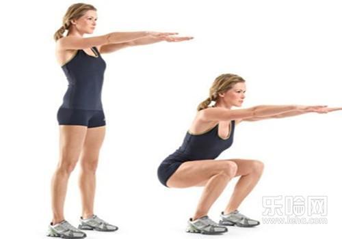 Lunge-alcance-exercicio para barriga
