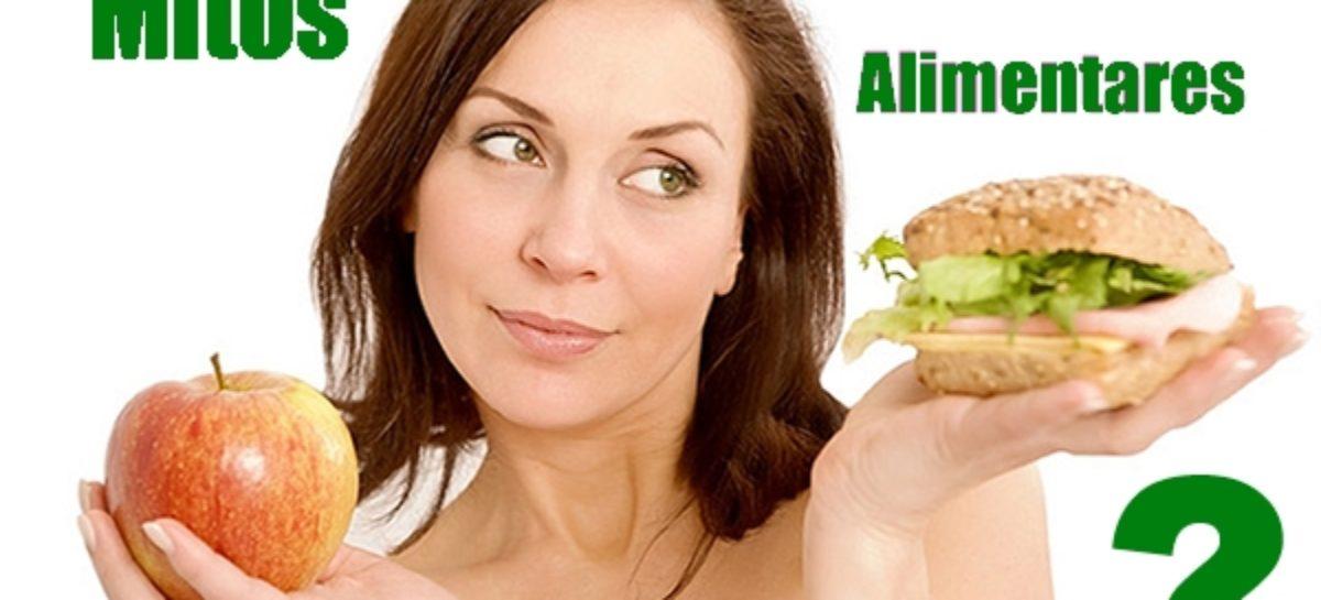 16 mitos alimentares já desbancados pela ciência