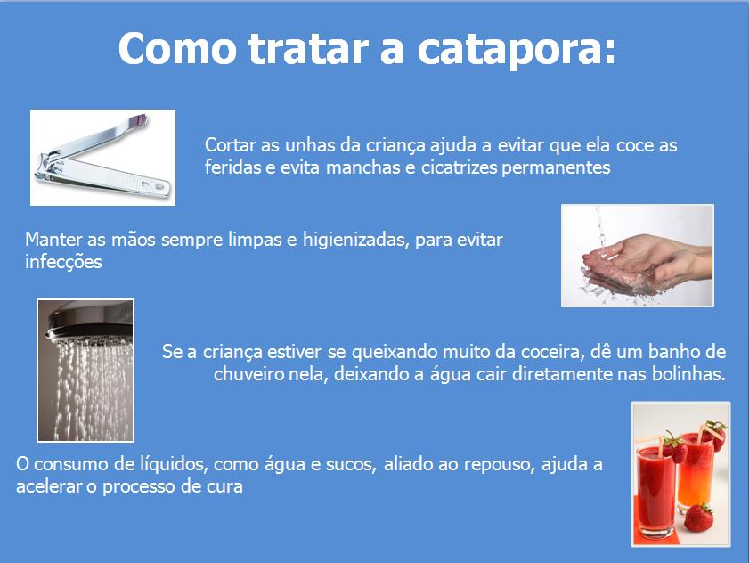 tratamento da catapora x remédiospara catapora
