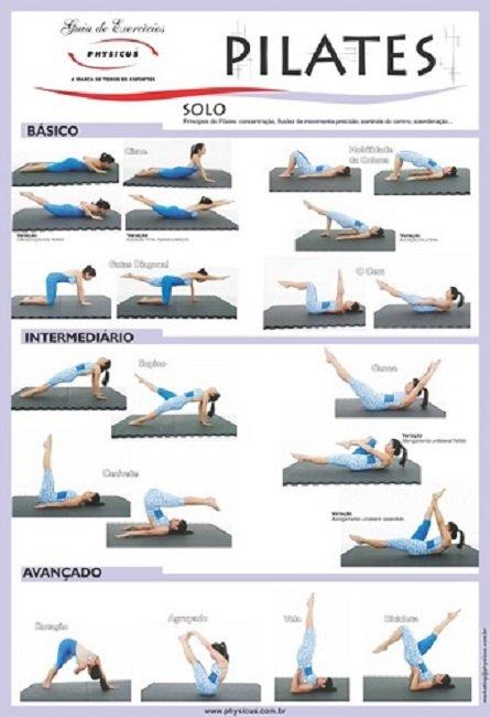 Pilates: benefícios sem fim
